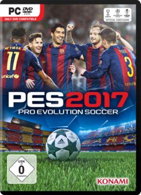 Pro Evolution Soccer 2017 (PES 2017) (PC)