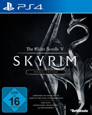 The Elder Scrolls V: Skyrim Special Edition (PS4)