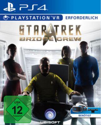Star Trek: Bridge Crew (VR only) (PS4)