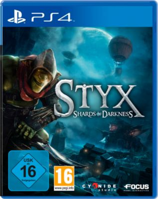 Styx - Shards of Darkness (PS4)