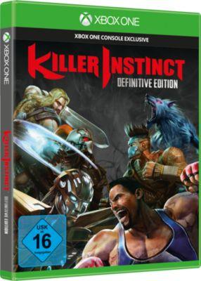 Killer Instinct: Definitive Edition (XONE)