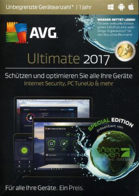 AVG Ultimate 2017 - Special Edition (PC)