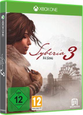 Syberia 3 (XONE)