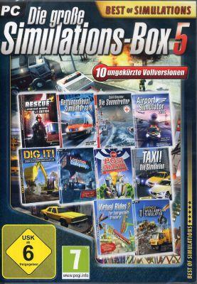 Die große Simulations-Box 5 (Best of Simulation...