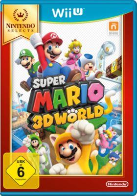 Super Mario 3D World Selects (WIIU)