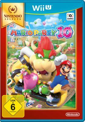 Mario Party 10 Selects (WIIU)