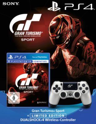 Gran Turismo Sport inkl. Dualshock 4 Controller...