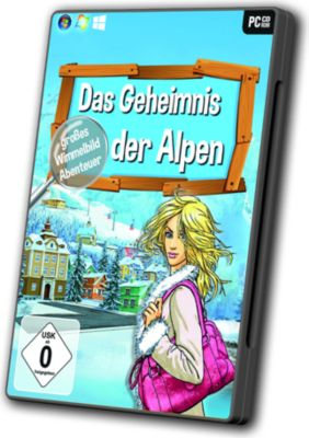 Das Geheimnis der Alpen (PC)