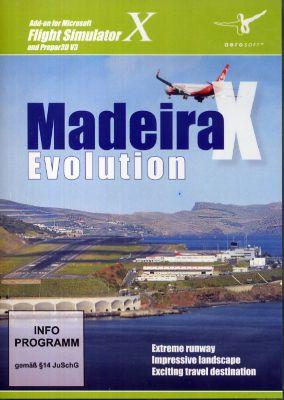 FSX AddOn: Madeira X Evolution (PC)