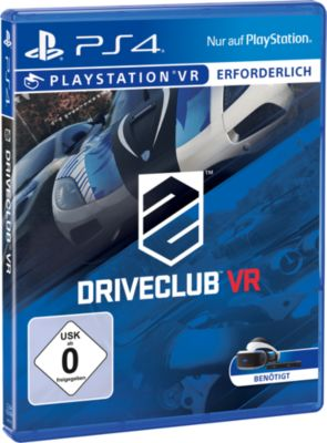 Driveclub VR (VR only) (PS4)