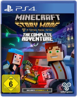 Minecraft Story Mode - The Complete Adventure (...