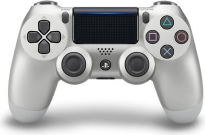 Joypad Sony Dualshock 4 Wireless Controller sil...