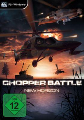 Chopper Battle - New Horizon (PC)