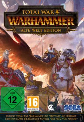 Total War: Warhammer: Alte Welt Edition (PC)