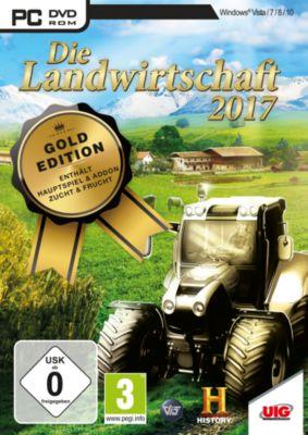 Die Landwirtschaft 2017 Gold Edition (PC)