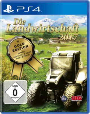 Die Landwirtschaft 2017 Gold Edition (PS4)