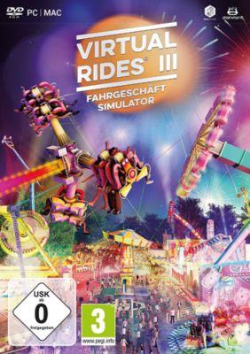 Virtual Rides 3: Fahrgeschäft-Simulator (PC MAC)
