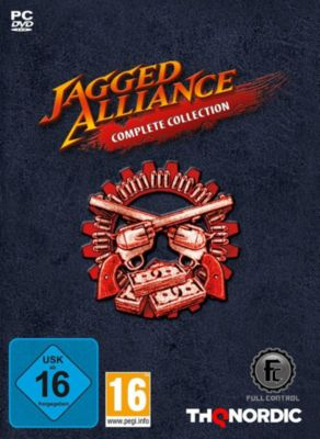 Jagged Alliance Complete Edition (PC)