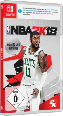 NBA 2K18 DayOne Edition (NSW)