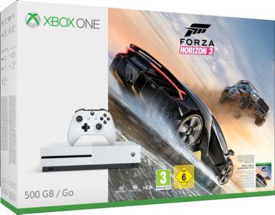 Microsoft Xbox One S 500GB inkl. Forza Horizon ...