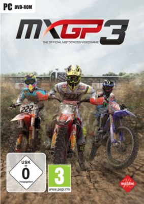 MXGP3 - The Official Motocross Videogame (PC)