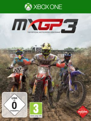 MXGP3 - The Official Motocross Videogame (XONE)