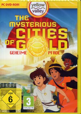 Mysterious Cities of Gold: Geheime Pfade (Yello...