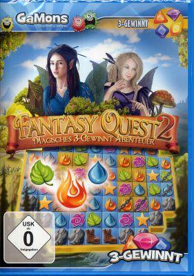 Fantasy Quest 2 - GaMons (PC)