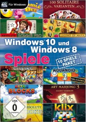 Windows 10 und Windows 8 Spiele (PC)