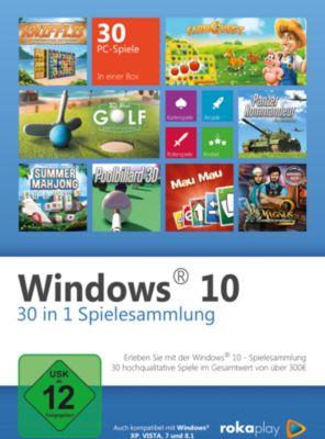 Windows 10 30 in 1 Spielesammlung (PC)