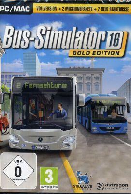 Bus-Simulator 16: Gold Edition (PC MAC)
