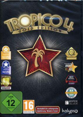 Tropico 4 Gold Edition (PC)