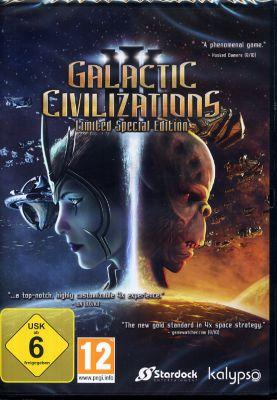 Galactic Civilizations III (PC)