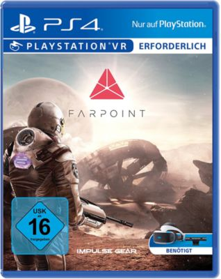 Farpoint (VR only) (PS4)