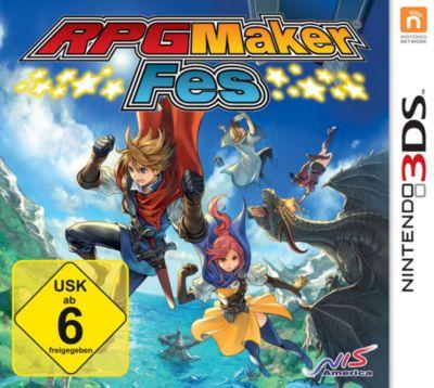 RPG Maker Fes (3DS)