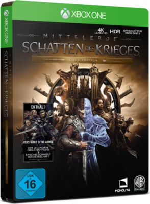 Mittelerde: Schatten des Krieges Gold Edition (...