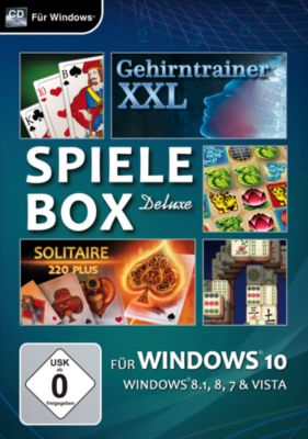 Spielebox Deluxe für Windows 10 (PC)