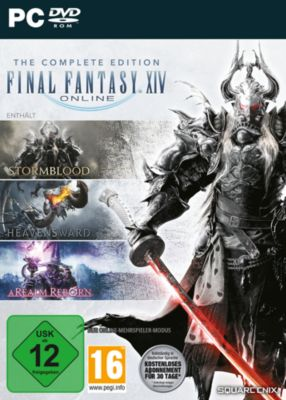 Final Fantasy XIV Complete Edition (PC)