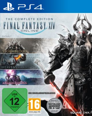 Final Fantasy XIV Complete Edition (PS4)