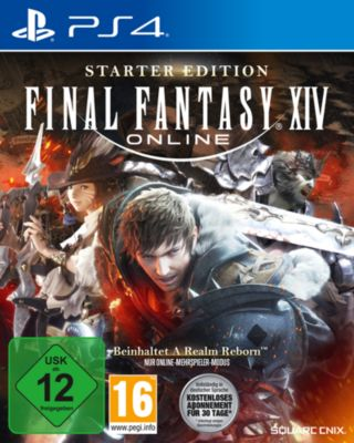 Final Fantasy XIV Starter Edition (PS4)