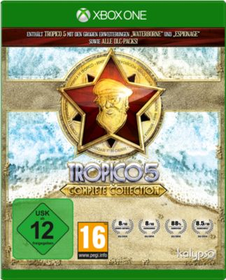 Tropico 5 Complete Collection (XONE)