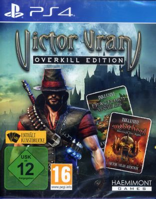 Victor Vran - Overkill Edition (PS4)
