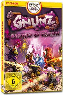 Gnumz: Master of Defense (Yellow Valley) (PC)