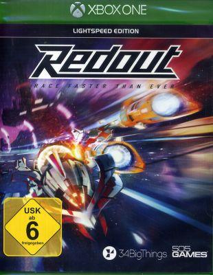 Redout - Lightspeed Edition (XONE)