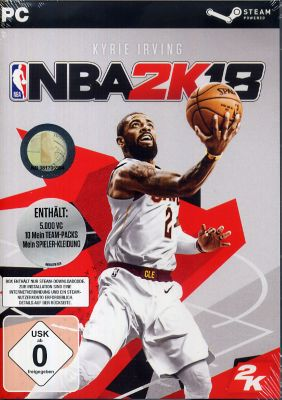 NBA 2K18 DayOne Edition (DLC only) (PC)