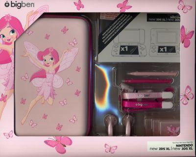 Full Pack BigBen Pack Fairy new 2DS XL (farblic...