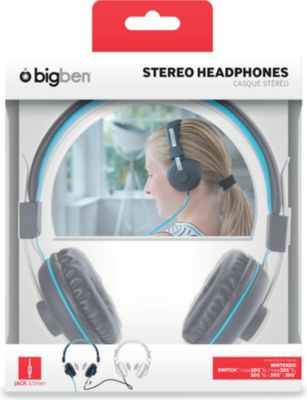 Headset BigBen Stereo-Headset new 2DS XL (3DS)