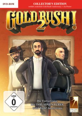 Gold Rush! 2 - Collector&acutes Edition (PC)