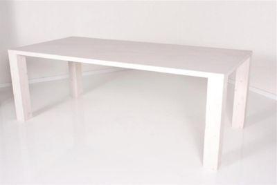 Esstisch Tisch 220x100cm Pino Pinie massiv