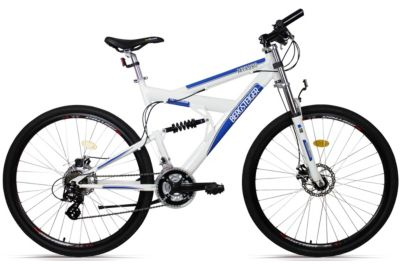 Bergsteiger Zweirad 28 Zoll Mountainbike MTX.280 Shimano ´´Tourney´´ Scheibenbremsen